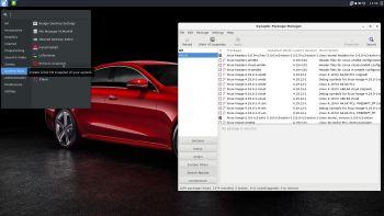 """DebEX (Debian """"Buster"""") with Budgie Desktop 10 4, Refracta"""